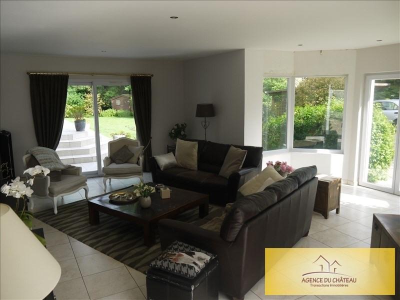 Sale house / villa Breval 517000€ - Picture 2