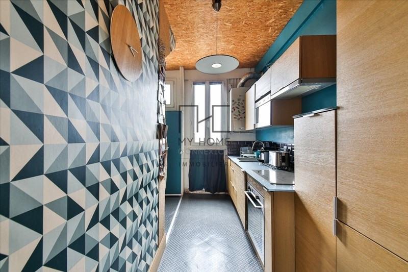 Vendita appartamento La garenne colombes 295000€ - Fotografia 5