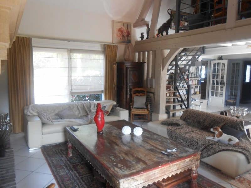 Deluxe sale house / villa La riviere st sauveur 786600€ - Picture 3