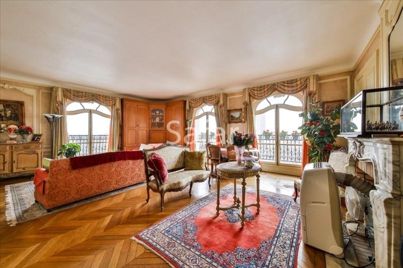 Vente de prestige appartement Paris 16ème 2050000€ - Photo 2