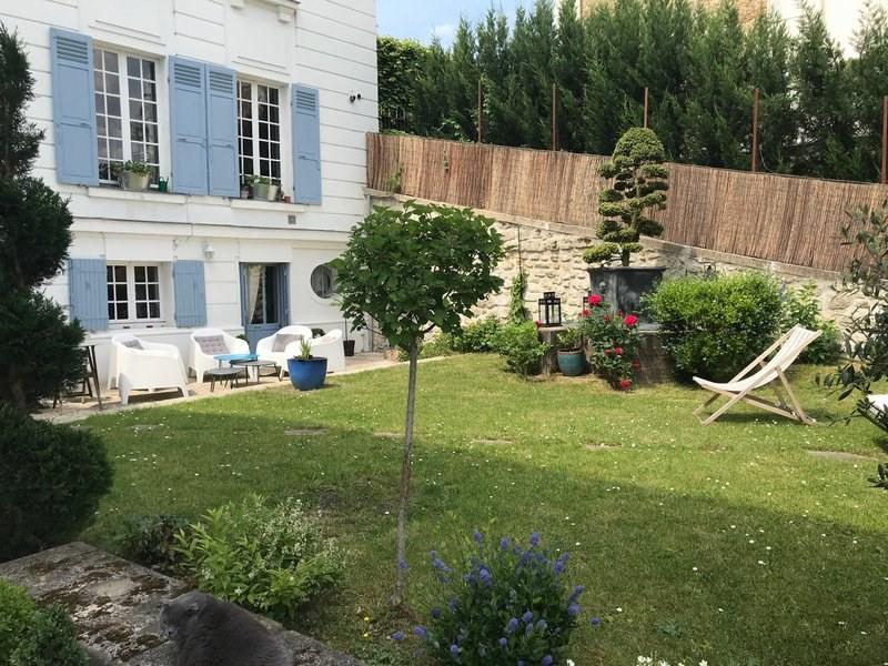 Venta  casa Villennes sur seine 595000€ - Fotografía 1