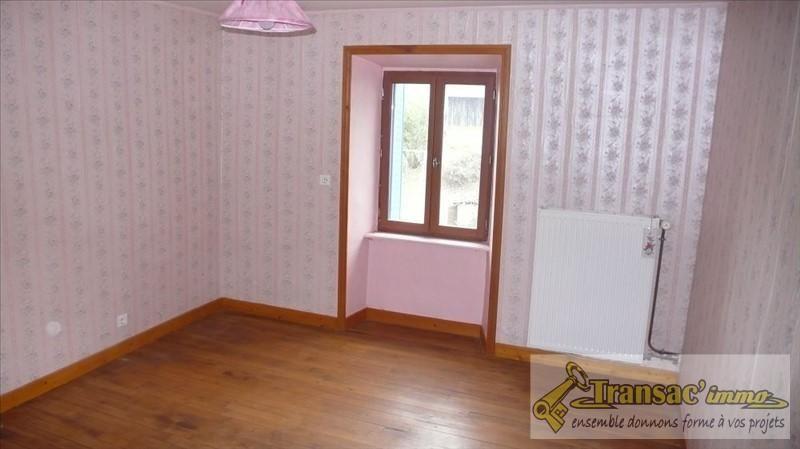 Sale house / villa La chapelle agnon 97650€ - Picture 6