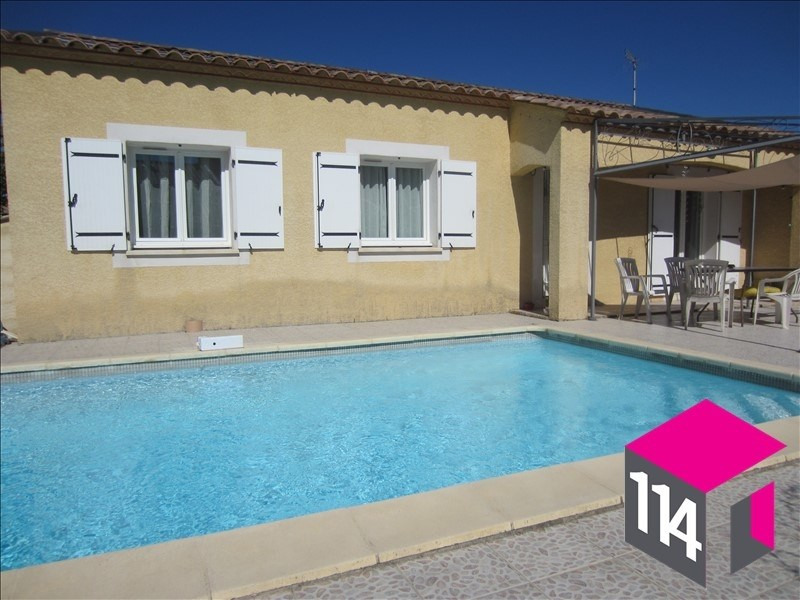 Vente maison / villa Baillargues 323000€ - Photo 1