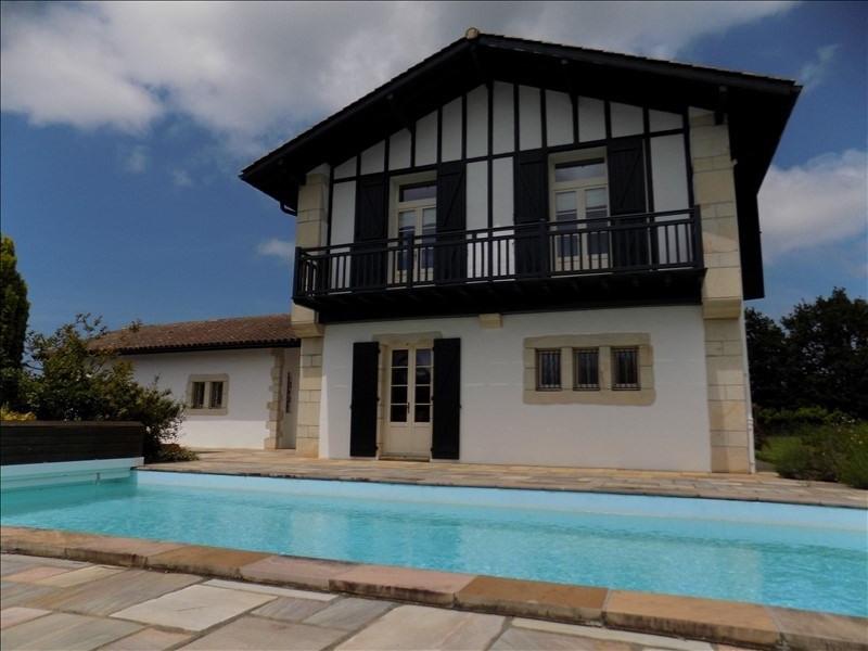 Vente de prestige maison / villa St pee sur nivelle 916900€ - Photo 10