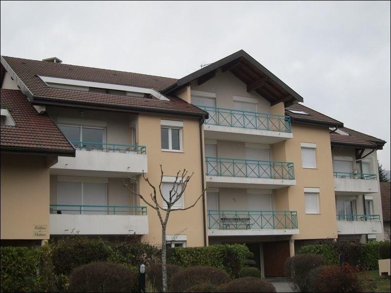 Appartement 4 pièces Saint-Jorioz
