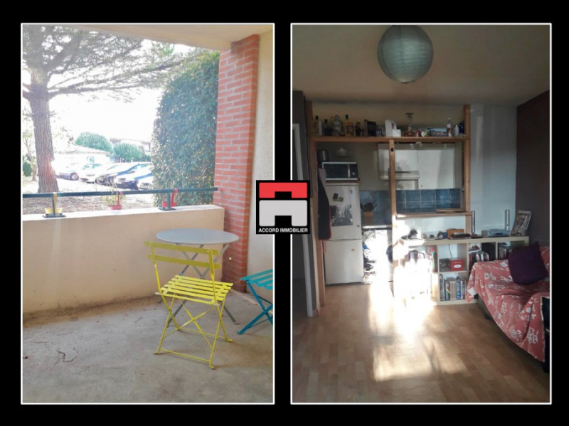 Sale apartment Toulouse 85 000€ - Picture 5