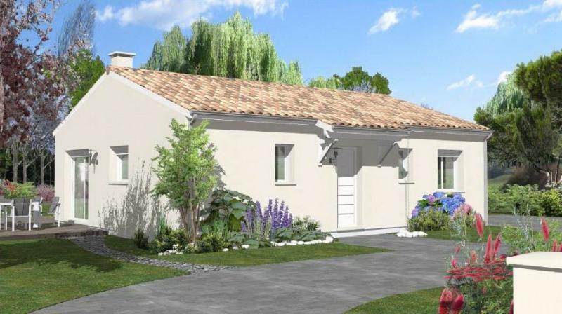 Maison  3 pièces + Terrain 1487 m² Montazeau par IGC CONSTRUCTION