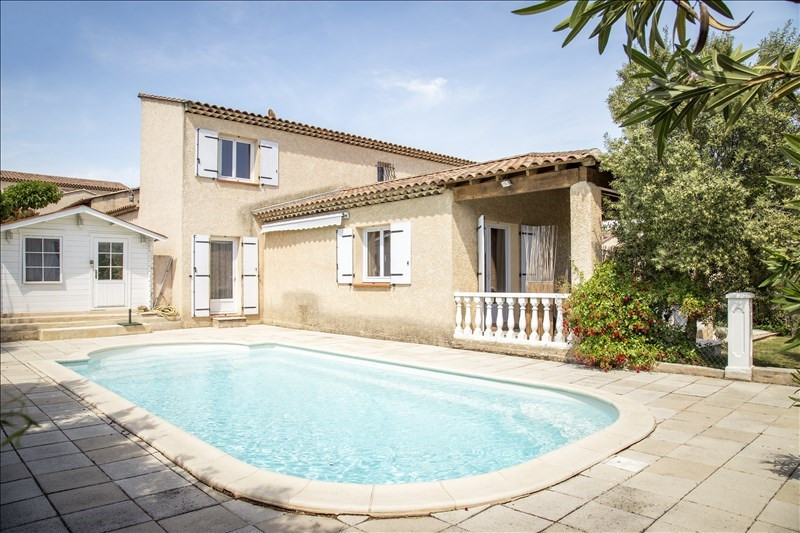 Vente maison / villa Meyreuil 365000€ - Photo 1