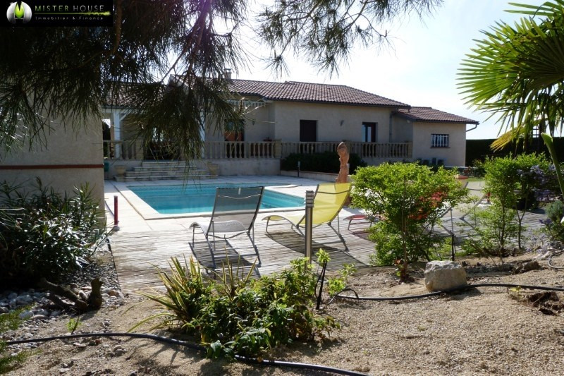 Sale house / villa Montech 315000€ - Picture 2