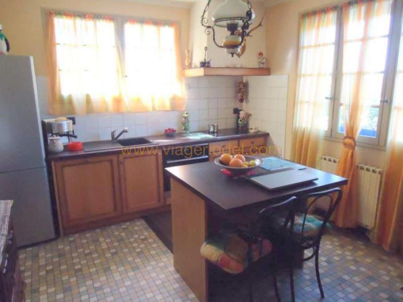 Vendita nell' vitalizio di vita casa Spezet 40900€ - Fotografia 5