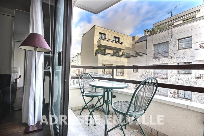 Location appartement Levallois perret 1 000€ CC - Photo 1