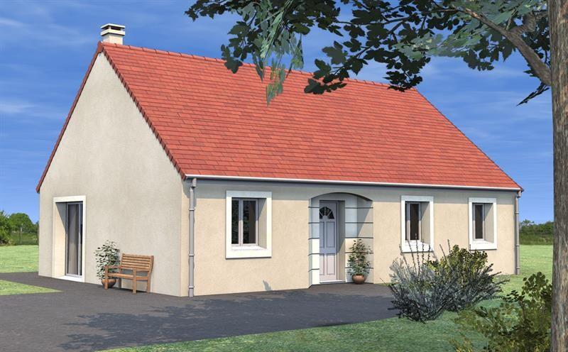Maison  5 pièces + Terrain 512 m² Saint-Luperce par MAISONS ELISA