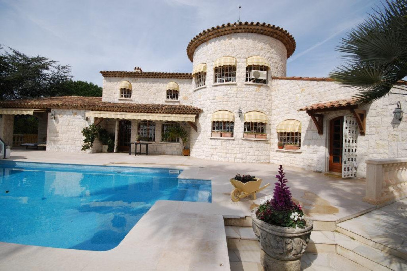 Deluxe sale house / villa Vallauris 3 500 000€ - Picture 6