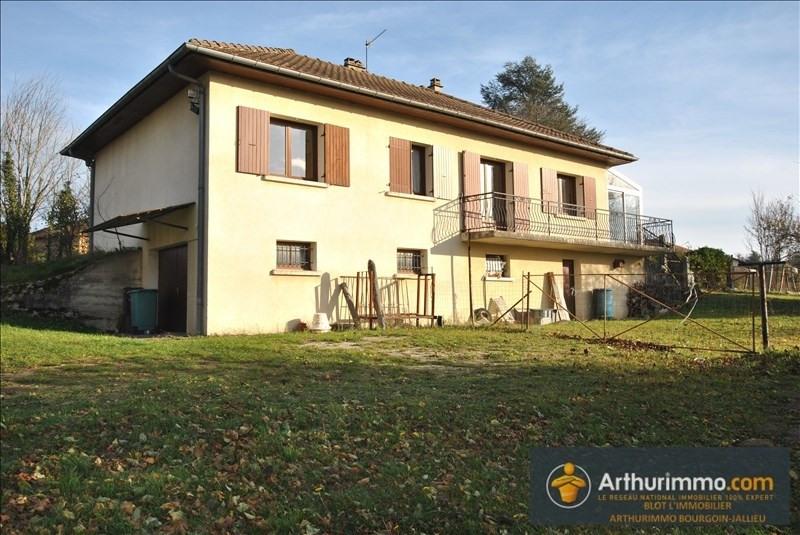Sale house / villa St agnin sur bion 215000€ - Picture 1