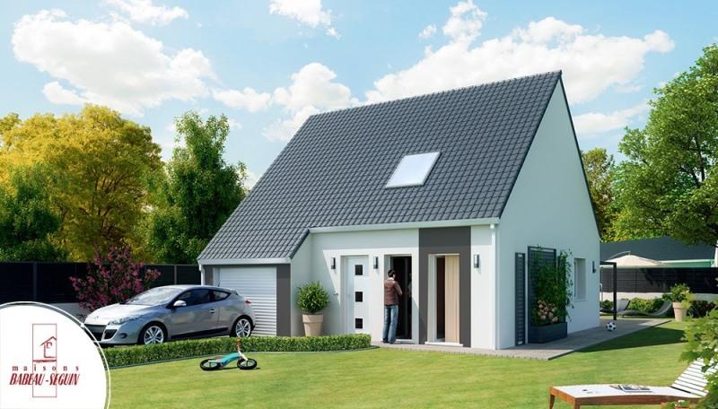 Maison  4 pièces + Terrain 1400 m² Thiéblemont-Farémont par Babeau Seguin Agence de St Dizier