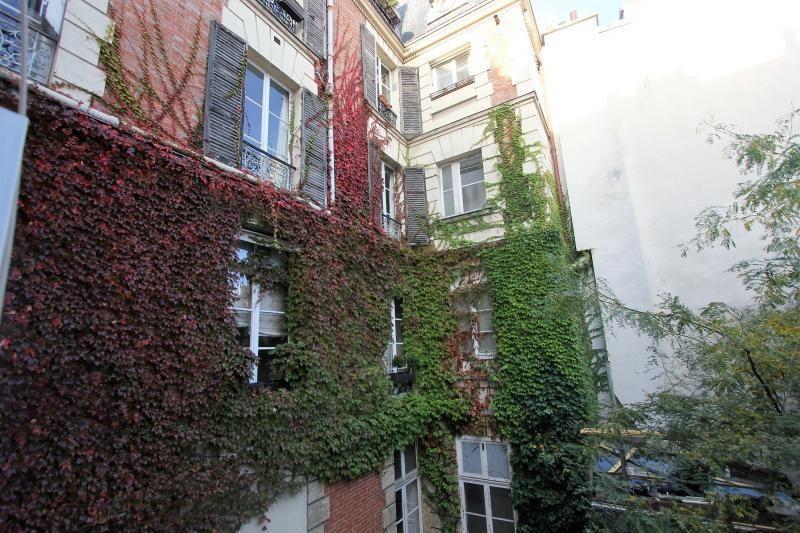 Sale apartment Paris 3ème 409000€ - Picture 1