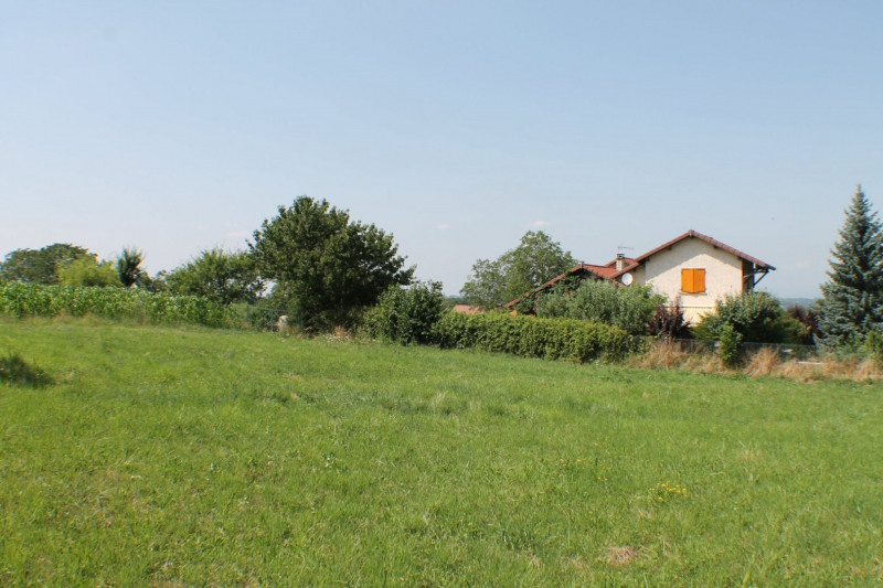 Vente terrain La tour du pin 81 000€ - Photo 2