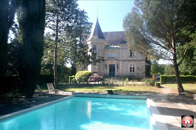 Deluxe sale house / villa Bergerac 1260000€ - Picture 2