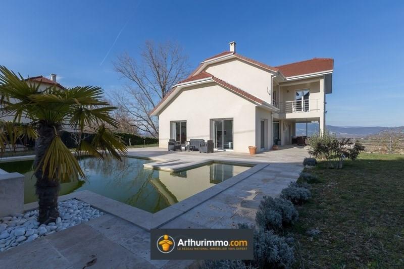 Vente maison / villa Morestel 385000€ - Photo 2