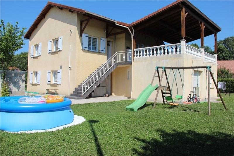 Sale house / villa Bourgoin jallieu 399000€ - Picture 1
