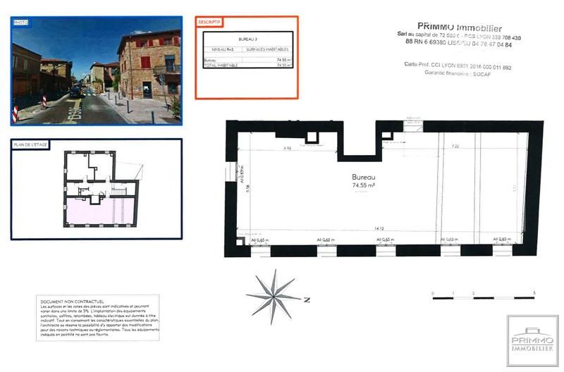 Commercial property sale shop Cheres (les) 240000€ - Picture 1