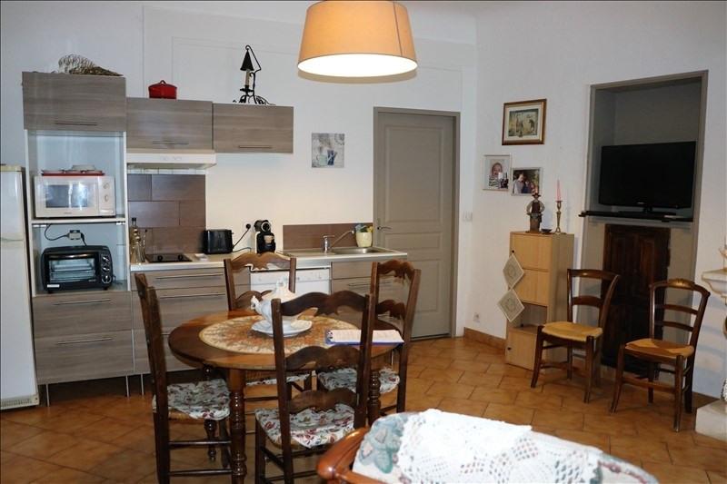 Rental apartment Le puy ste reparade 520€ CC - Picture 2