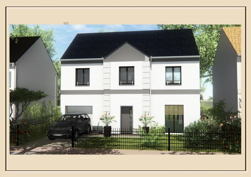 Maison  5 pièces + Terrain 518 m² Boissy-le-Cutté par LES MAISONS BELL  LES MAISONS ATLANTIS  LES ARCHITECTURIALES