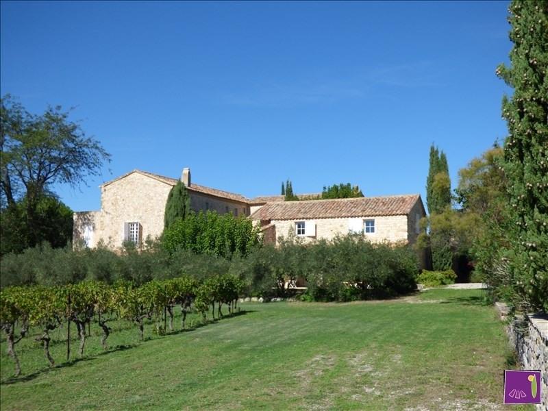 Vente de prestige maison / villa Uzes 1595000€ - Photo 2