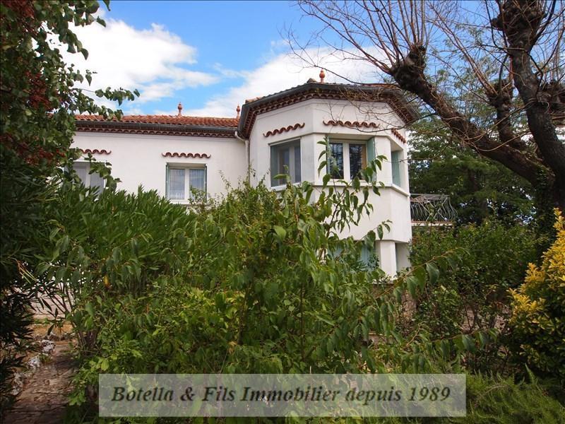 Vendita casa Uzes 214000€ - Fotografia 1