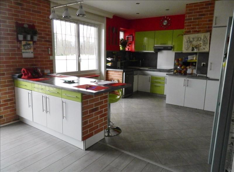 Sale house / villa St leger sur roanne 209500€ - Picture 9