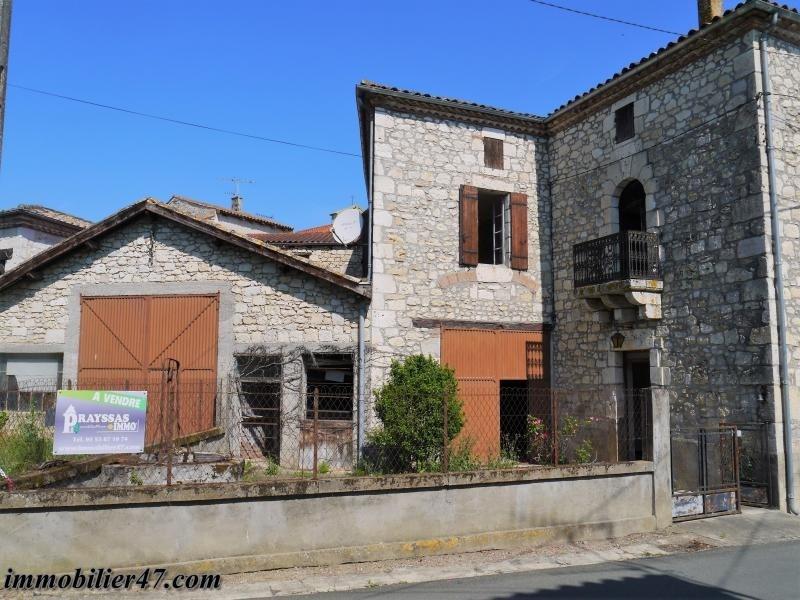 Vente maison / villa Laugnac 99900€ - Photo 2