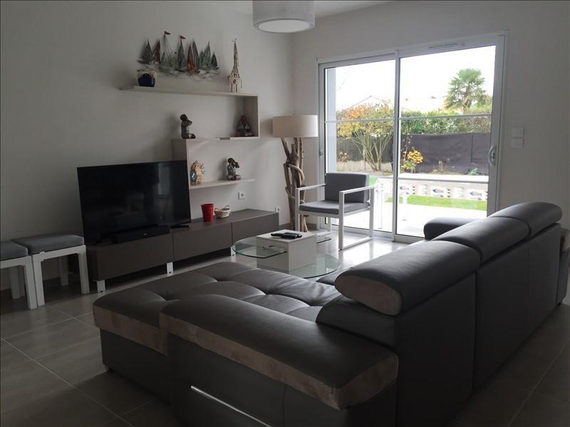 Vente maison / villa Jard sur mer 291200€ - Photo 3