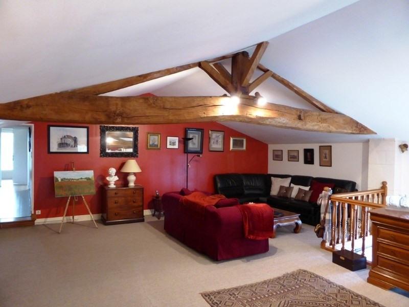 Sale house / villa St amant de graves 397500€ - Picture 8