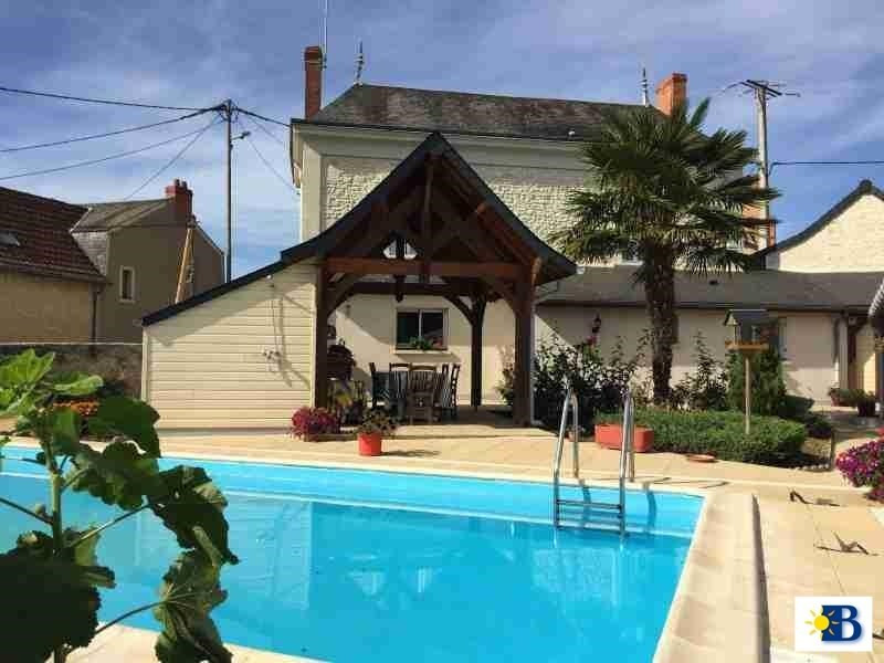 Vente maison / villa Naintre 212 000€ - Photo 1