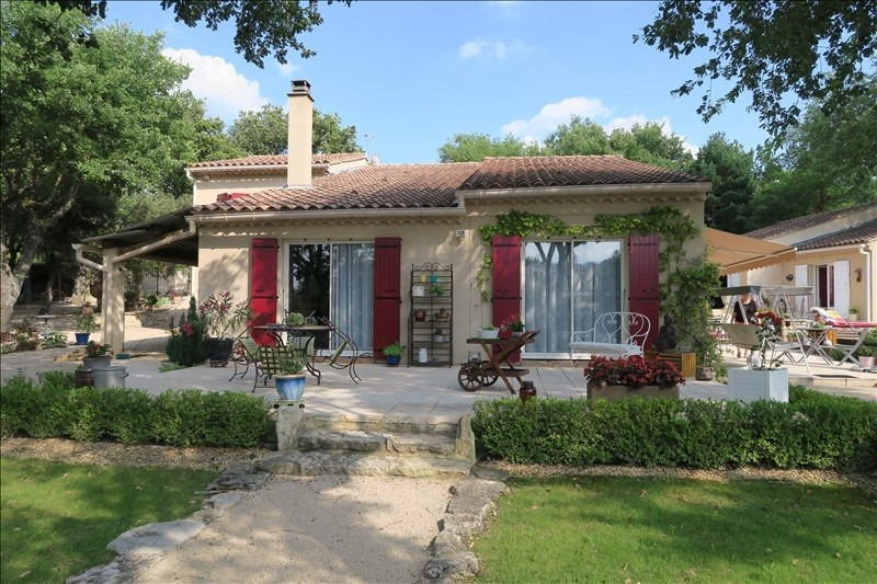 Vente maison / villa Mormoiron 480 000€ - Photo 1
