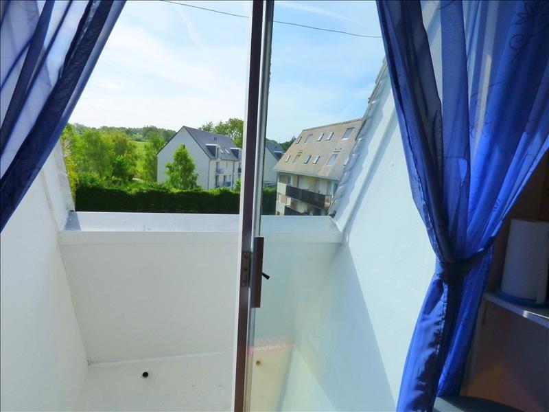 Verkoop  appartement Villers-sur-mer 99000€ - Foto 7