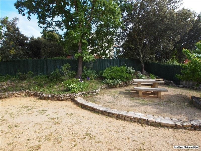 Sale house / villa Uzes 385000€ - Picture 12