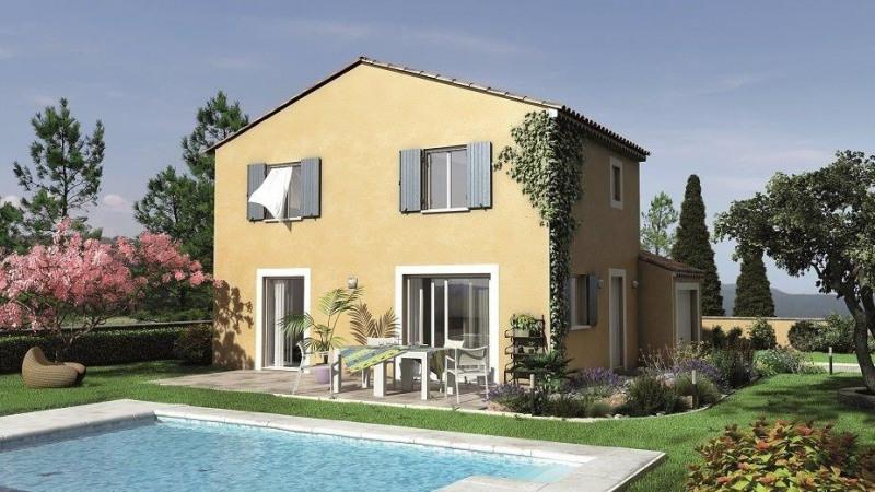 Maison  4 pièces + Terrain 626 m² Beaucaire par Villas Trident Graveson