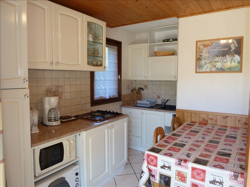 Verkoop  appartement Montriond 230000€ - Foto 3