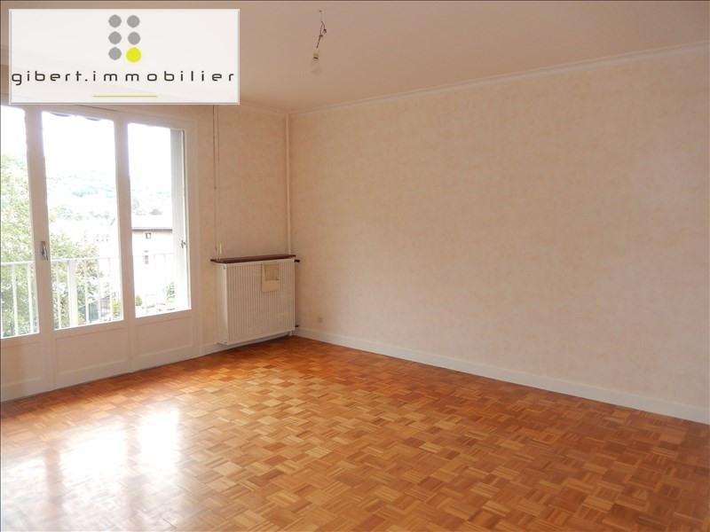 Location appartement Le puy en velay 542€ CC - Photo 1