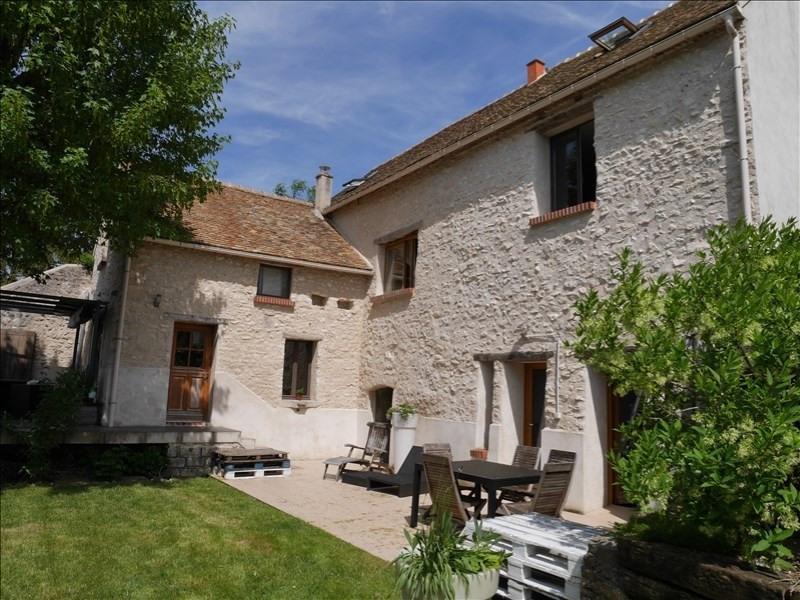 Sale house / villa Villette 385000€ - Picture 1