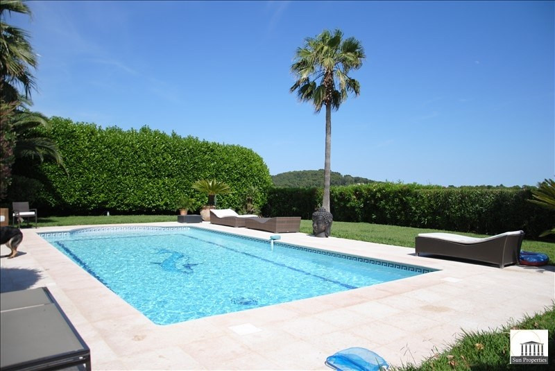 Vente de prestige maison / villa Le golfe juan 1780000€ - Photo 6
