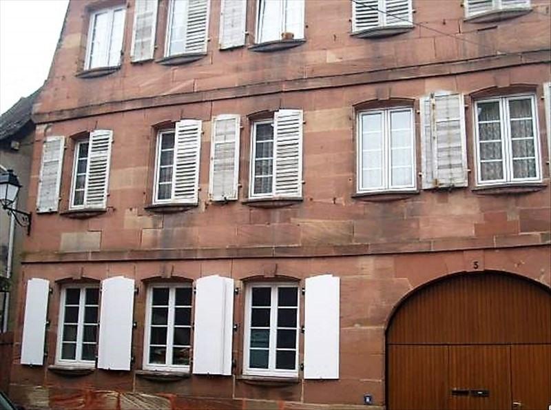 Vente maison / villa Wissembourg 276000€ - Photo 1