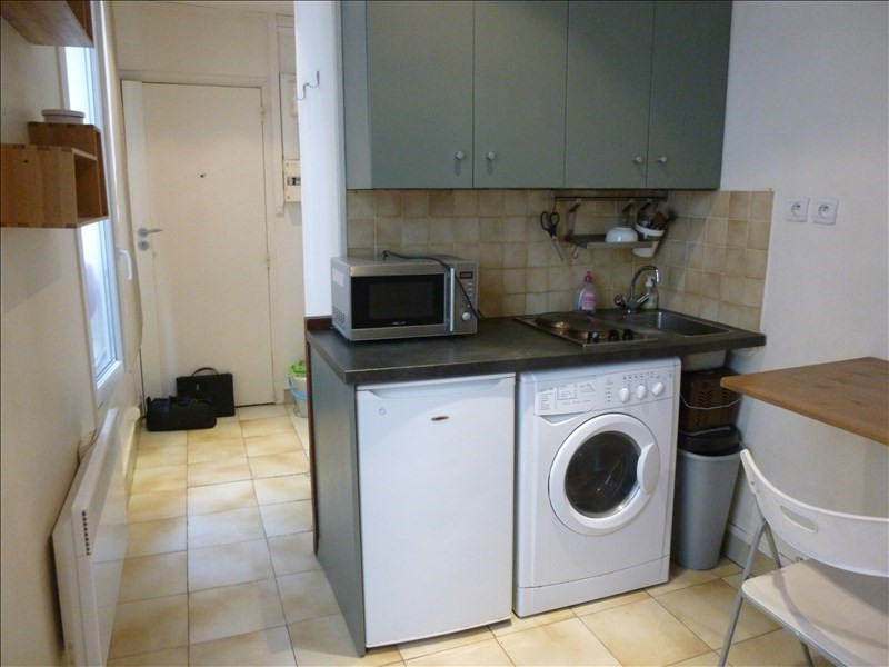 Sale apartment Paris 2ème 148 000€ - Picture 2