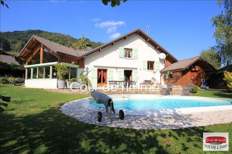 Vente de prestige maison / villa Fillinges 580000€ - Photo 6