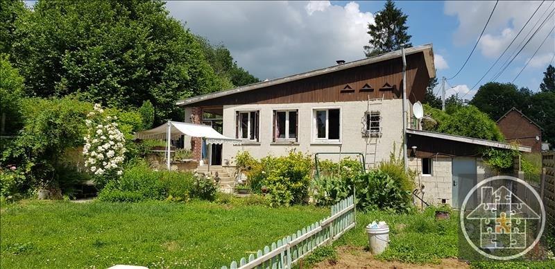 Sale house / villa Plessis de roye 116000€ - Picture 5