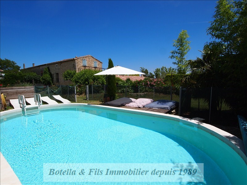 Deluxe sale house / villa Uzes 615 000€ - Picture 1