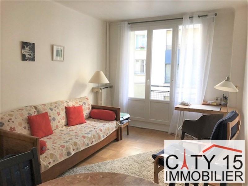 Rental apartment Paris 15ème 1150€ CC - Picture 7
