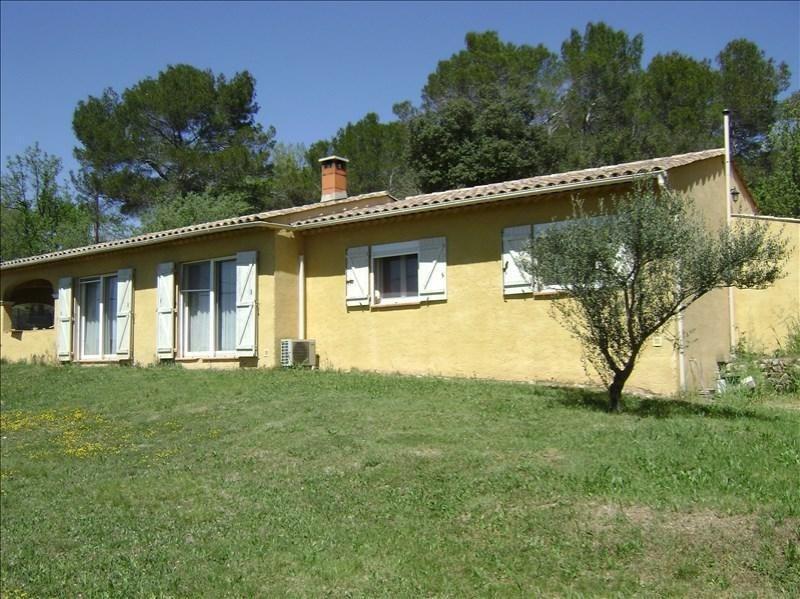 Vente maison / villa Villecroze 315000€ - Photo 2