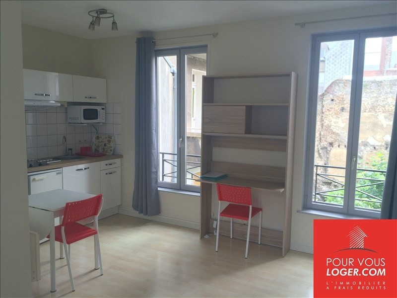 Location appartement Boulogne sur mer 377€ CC - Photo 1